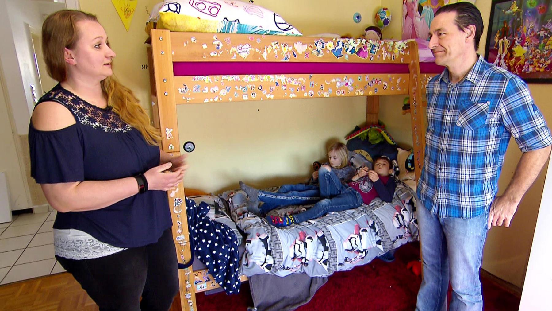 Familie Eiting - Problem: Kinderzimmer