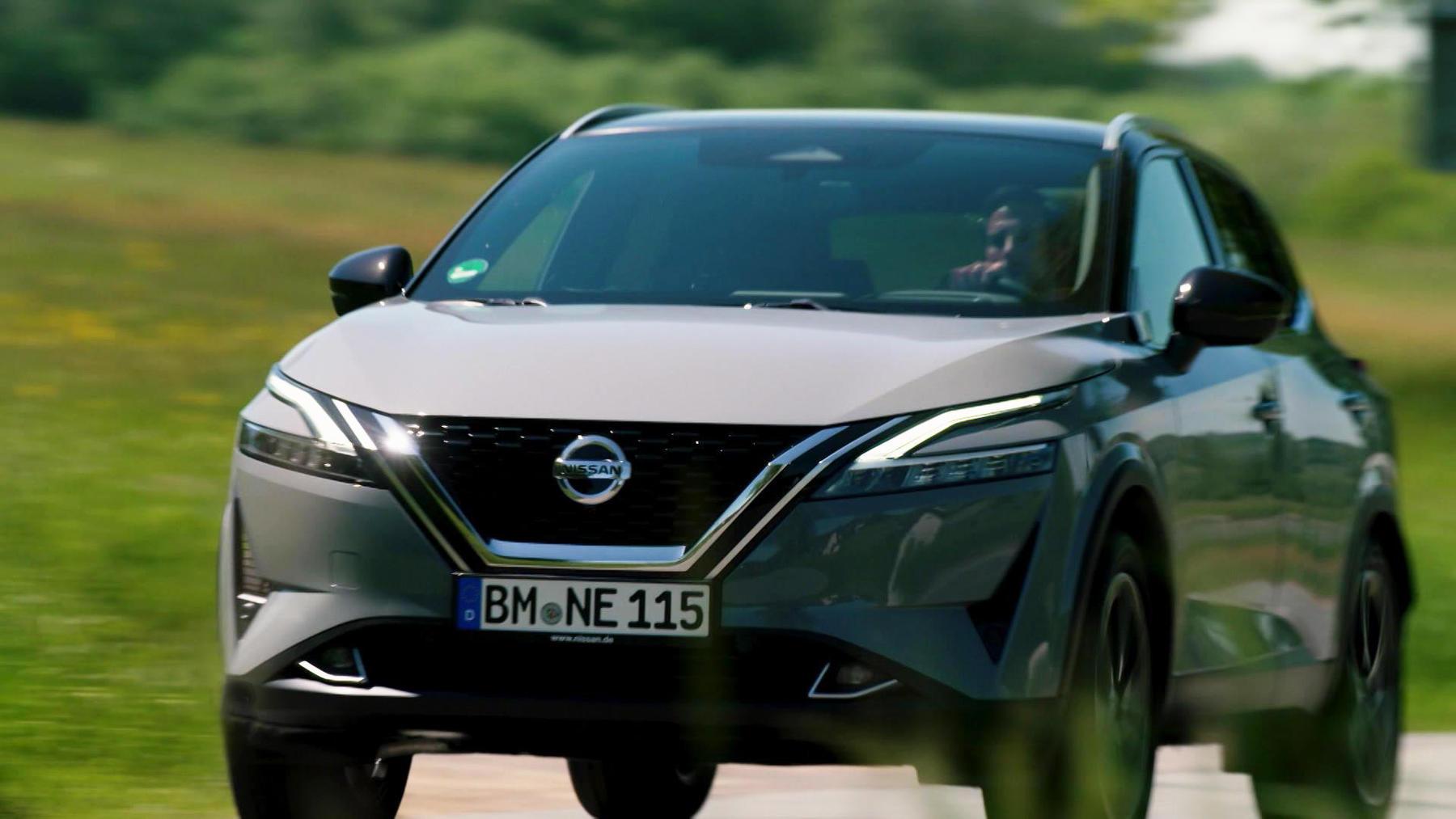 Heute u.a.: Der neue Nissan Qashqai