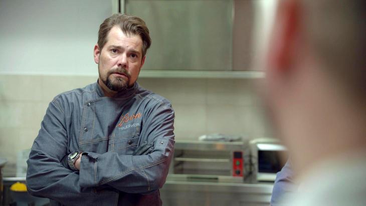 Leon berichtet von seinem neuen Kochshow-Konzept | Folge 7304
