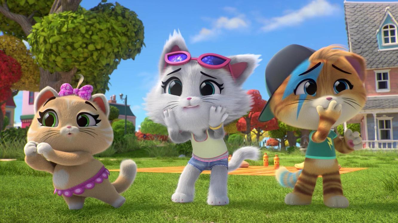 Folge 71 vom 23.07.2021   44 Cats   Staffel 2   TVNOW