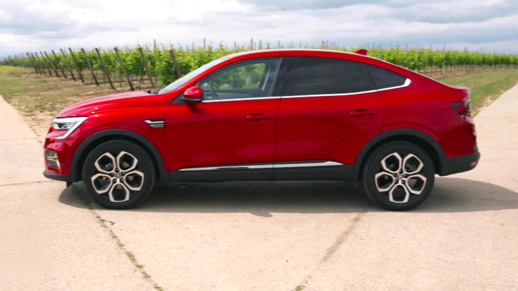 Heute u.a.: Der Renault Arkana