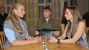 Tanja hetzt Maren die Polizei auf den Hals!