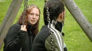 Daniela tauscht mit Giovanna