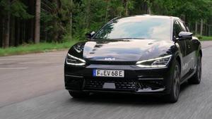 Heute u.a.: Der Kia EV6