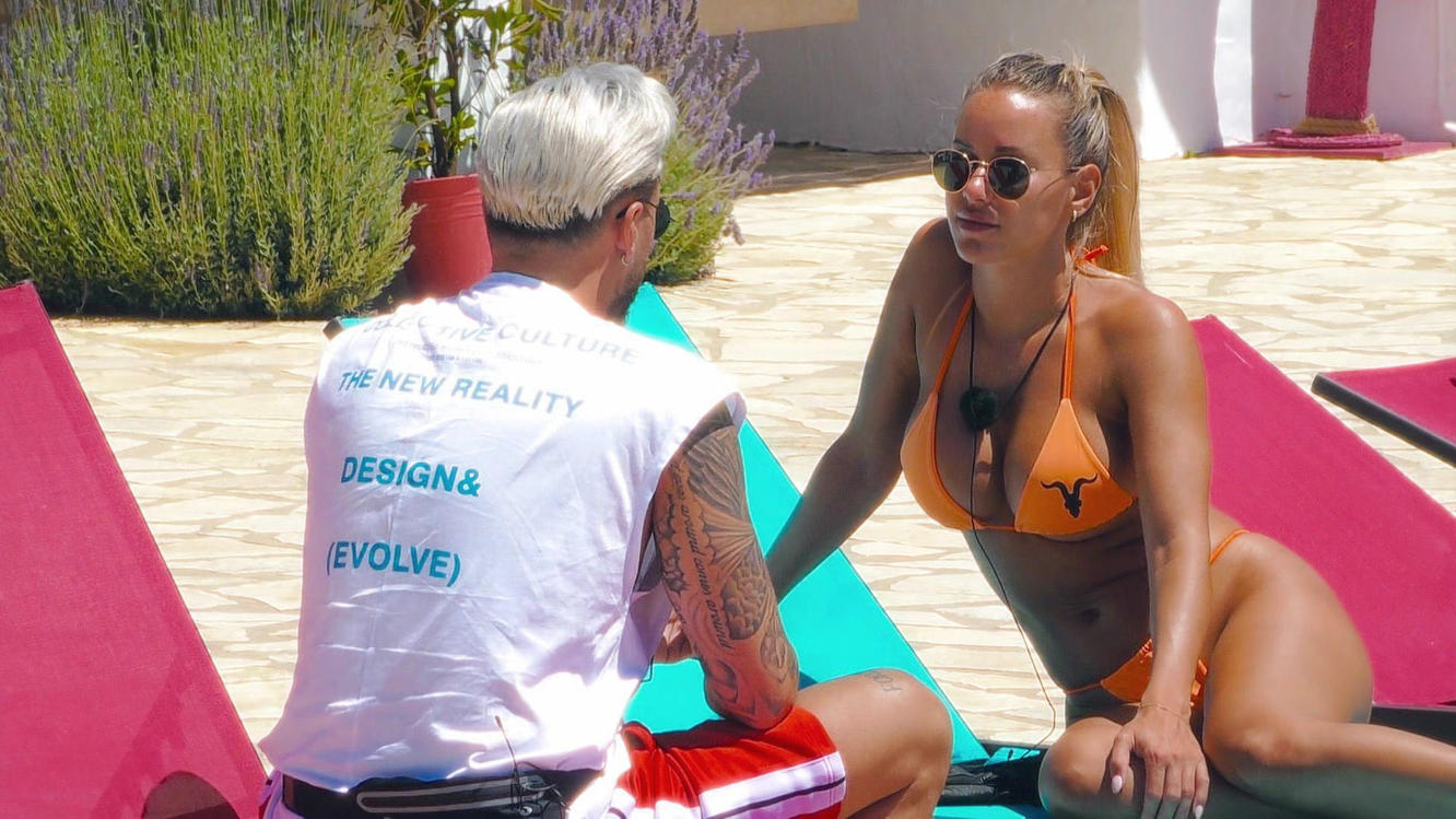 Folge 16 vom 26.08.2021   Are You The One – Realitystars in Love   Staffel 1   TVNOW