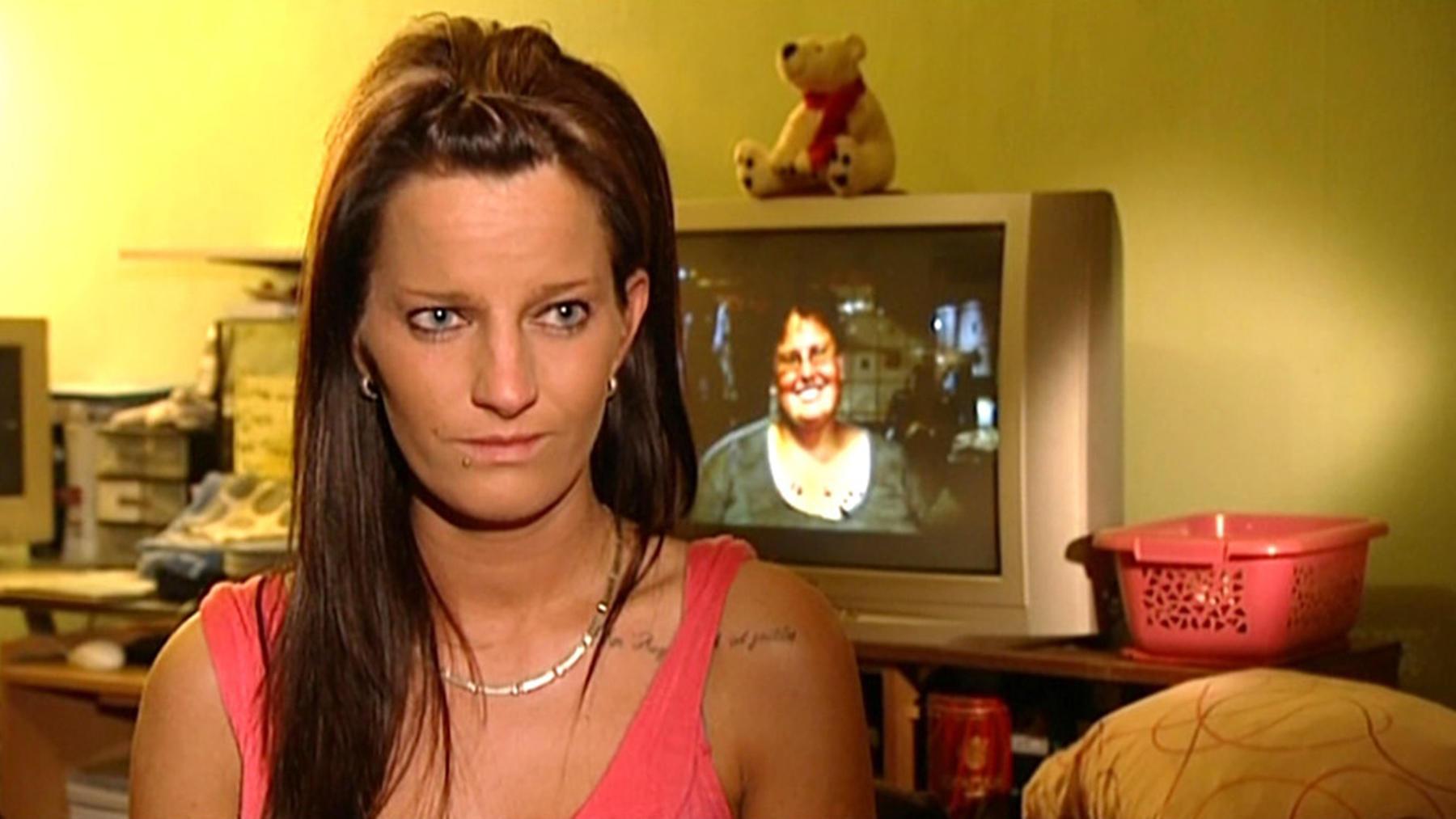 Manuela tauscht mit Michele