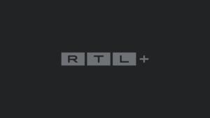 Steffani und Bernd: Gartendusche