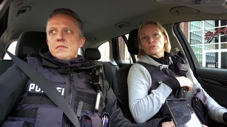 Folge 1 vom 9.09.2021   Polizei im Einsatz   Staffel 1   TVNOW