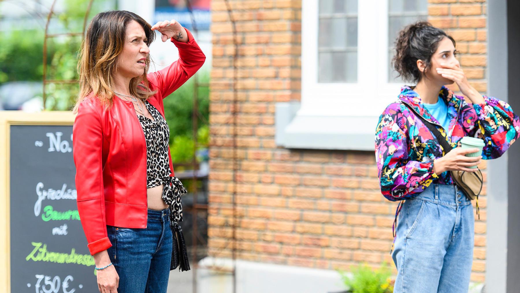 Marian hofft, sich auf Leyla verlassen zu können