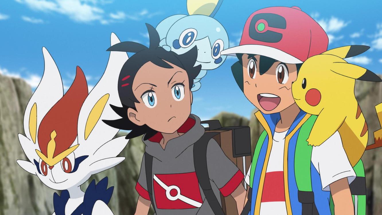 Folge 3 vom 19.09.2021   Pokémon Meister-Reisen: Die Serie / 24   Staffel 24   TVNOW