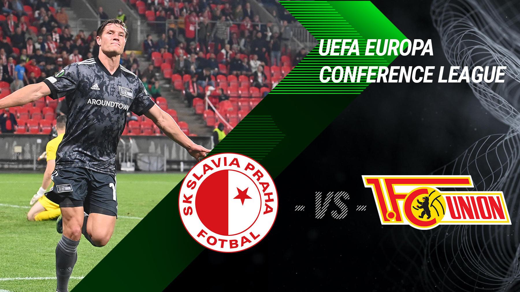 Highlights: Slavia Prag vs. 1. FC Union Berlin