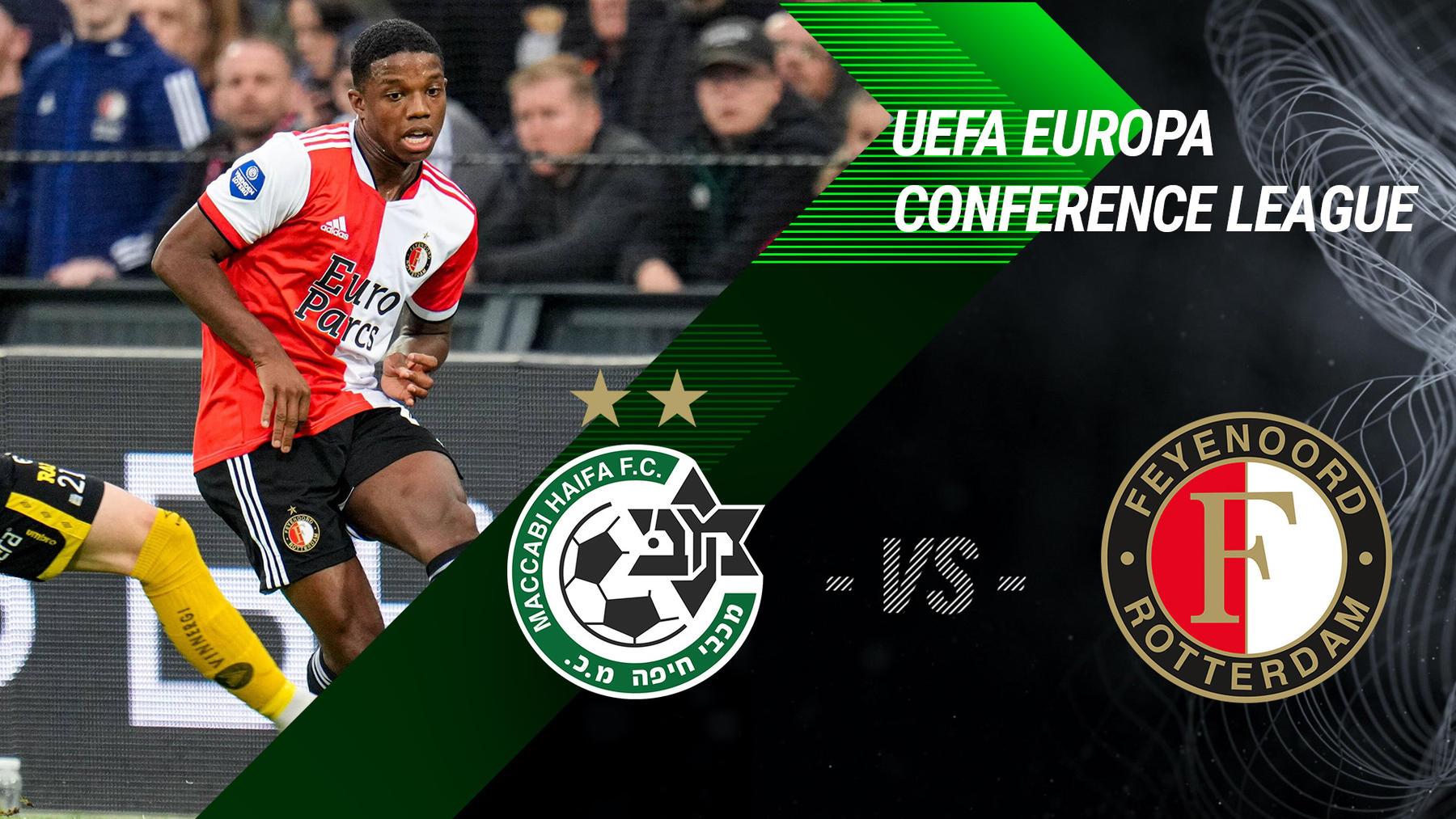 Highlights: Maccabi Haifa vs. Feyenoord Rotterdam | Folge 993