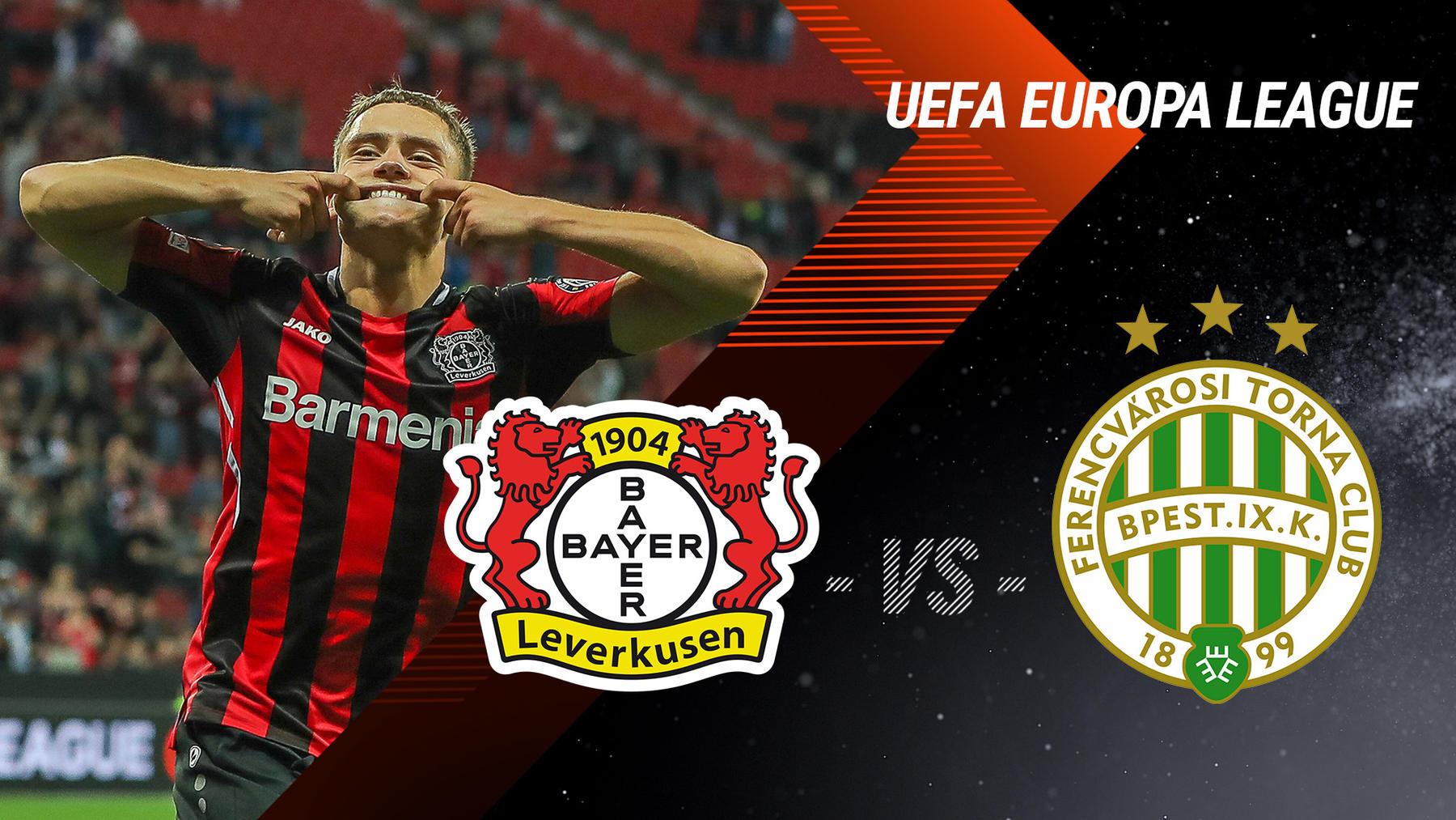 Highlights: Bayer Leverkusen vs. Ferencvaros Budapest | Folge 2
