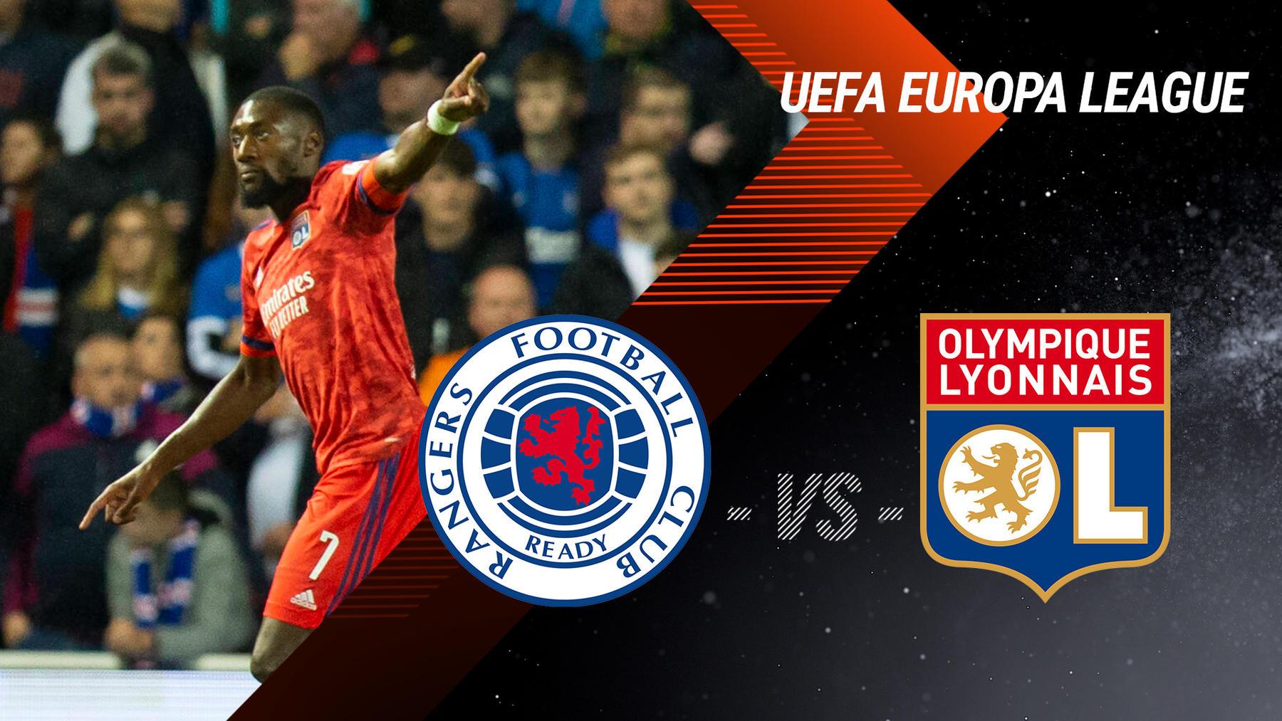 Highlights: Glasgow Rangers vs. Olympique Lyon
