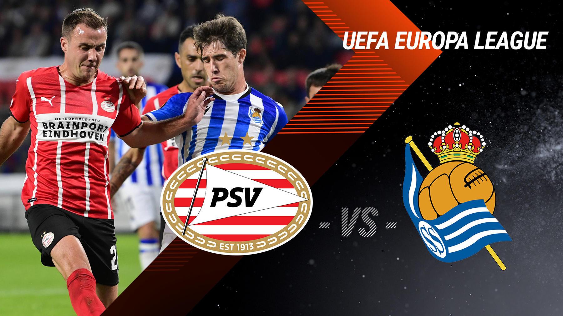 Highlights: PSV Eindhoven vs. Real Sociedad San Sebastian   Folge 5