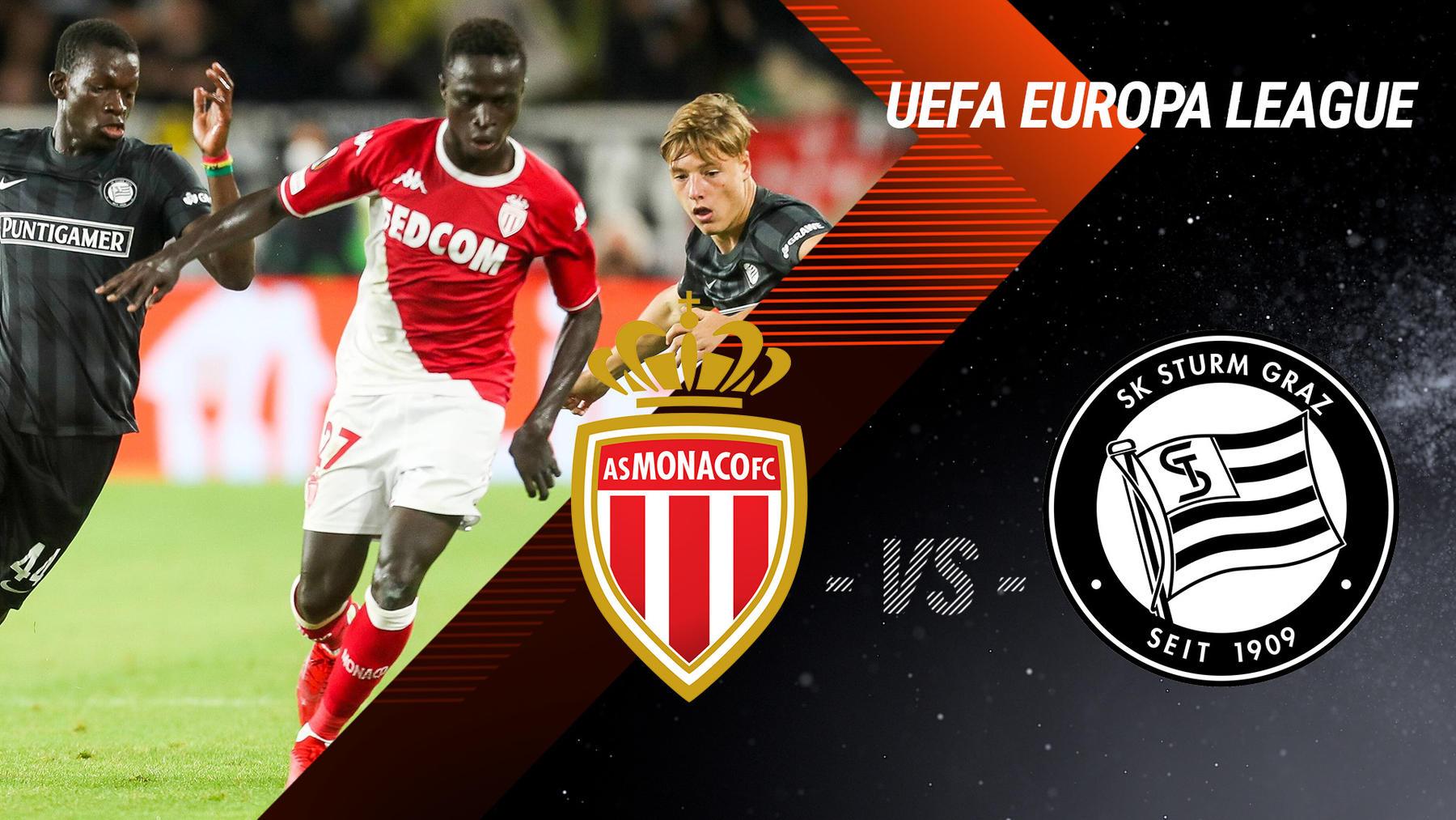 Highlights: AS Monaco vs. Sturm Graz   Folge 6