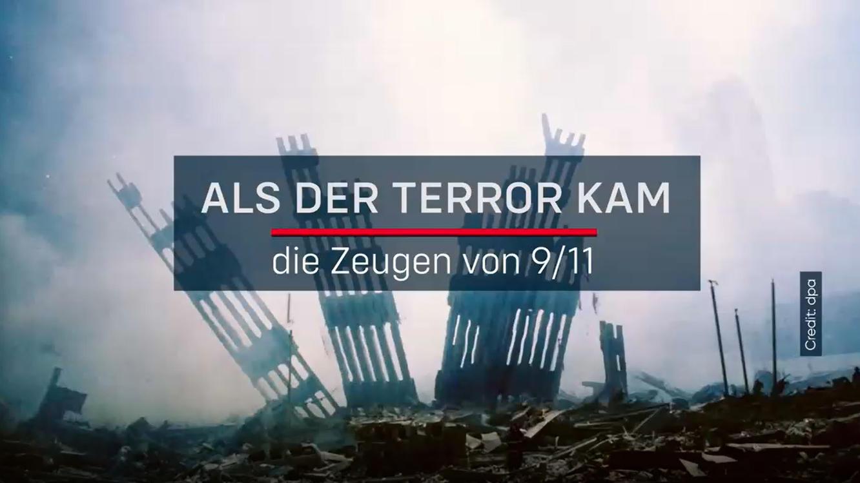 Als der Terror kam - Die Zeugen von 9/11 im Online Stream   TVNOW
