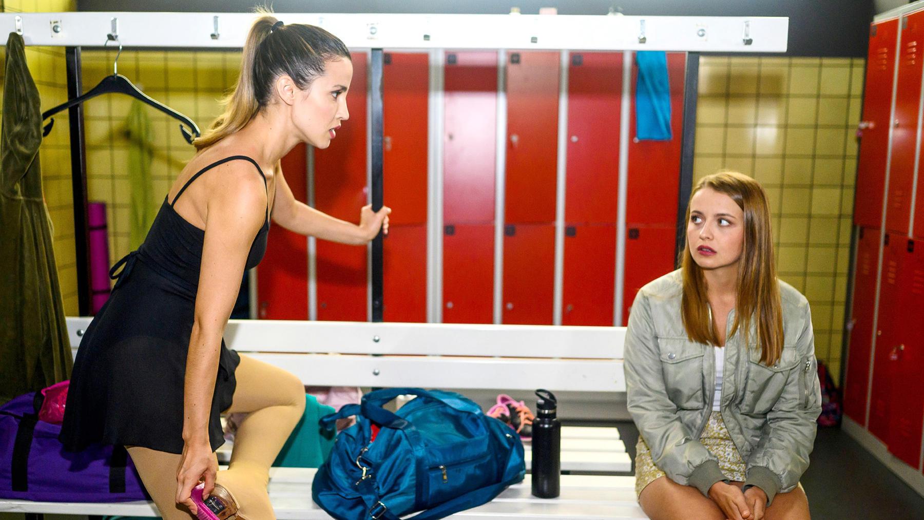 Moritz und Chiaras Plan erleben einen Rückschlag