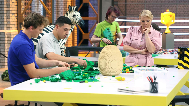 Folge 5 vom 24.09.2021 | LEGO Masters | Staffel 3 | TVNOW