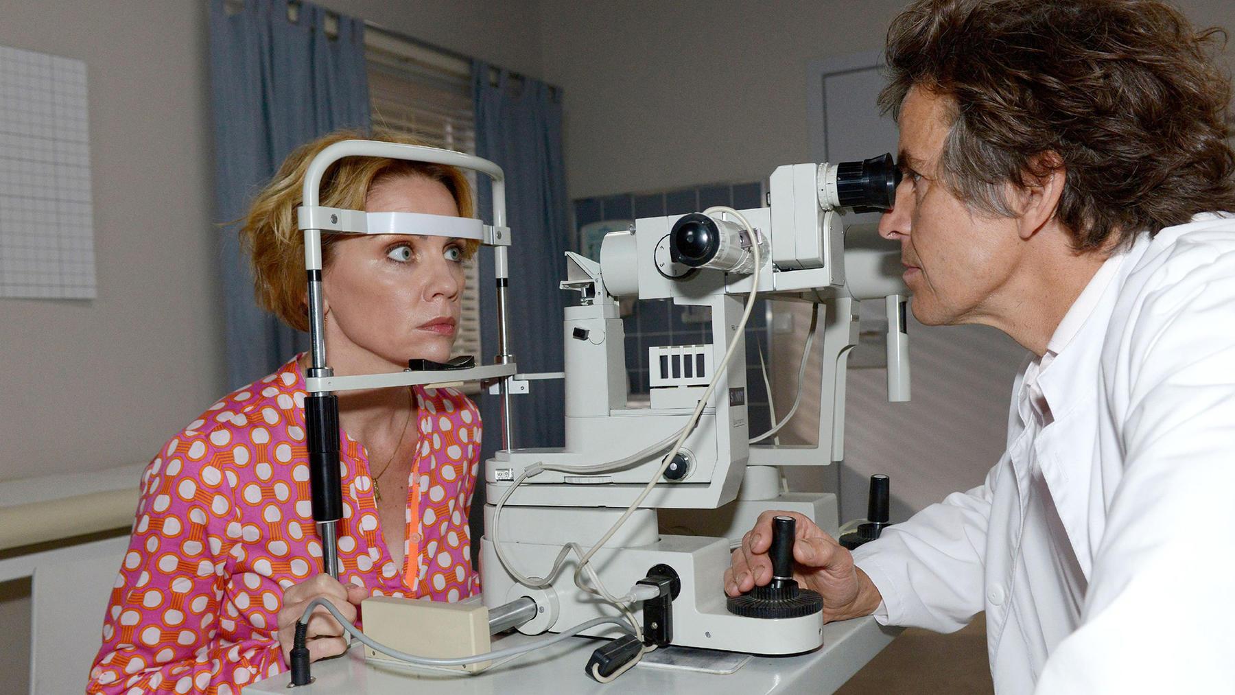 Yvonne bekommt eine niederschmetternde Diagnose