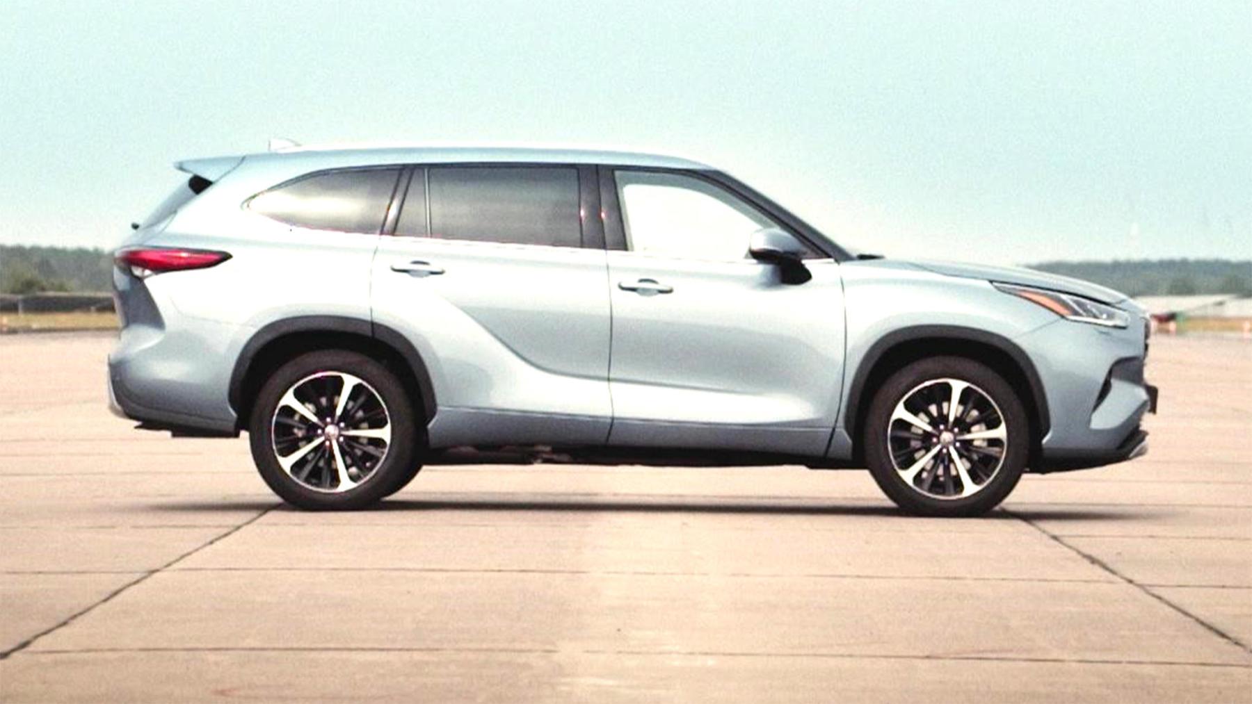 Heute u.a.: Der Toyota Highlander   Folge 39
