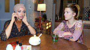 Nazan und Lilly können sich wieder versöhnen