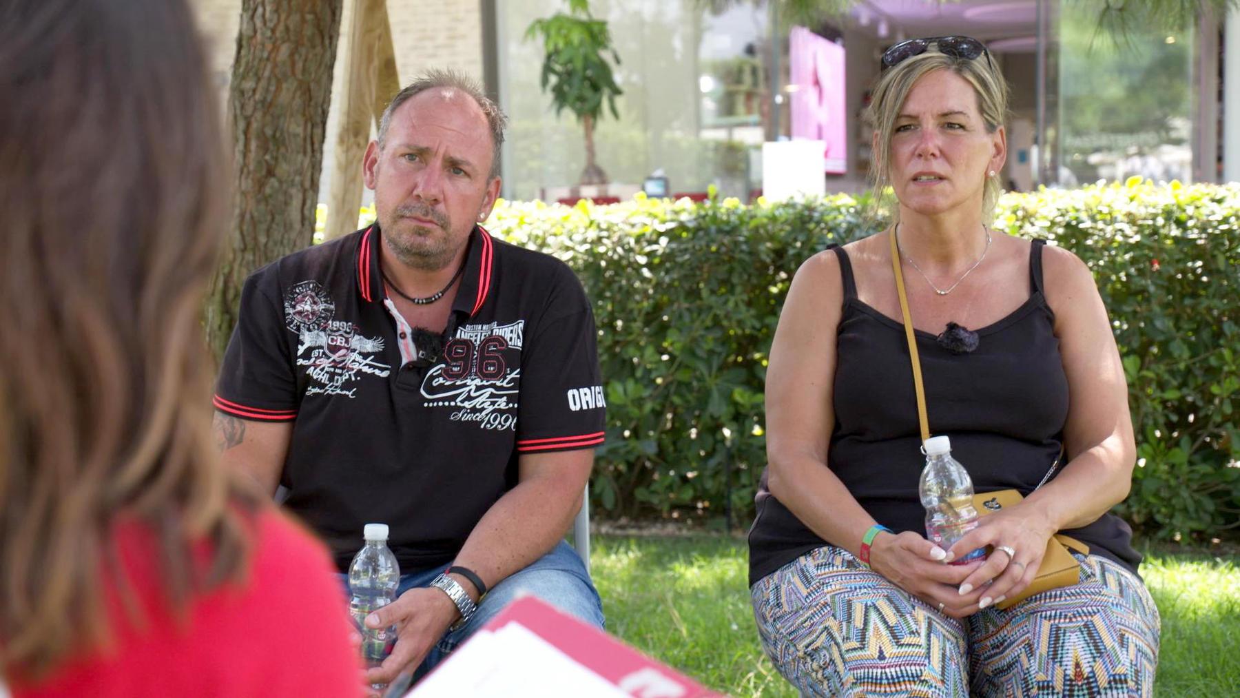 Die Fingerhuths: Ein Italienischkurs auf dem Campingplatz
