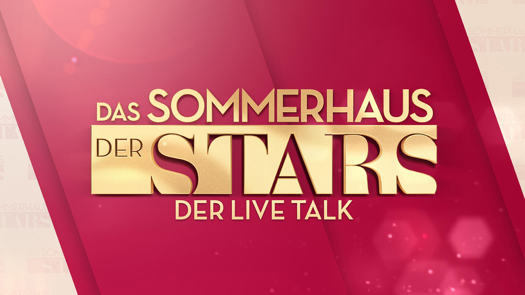 Das Sommerhaus der Stars - Der Live Talk   Folge 0