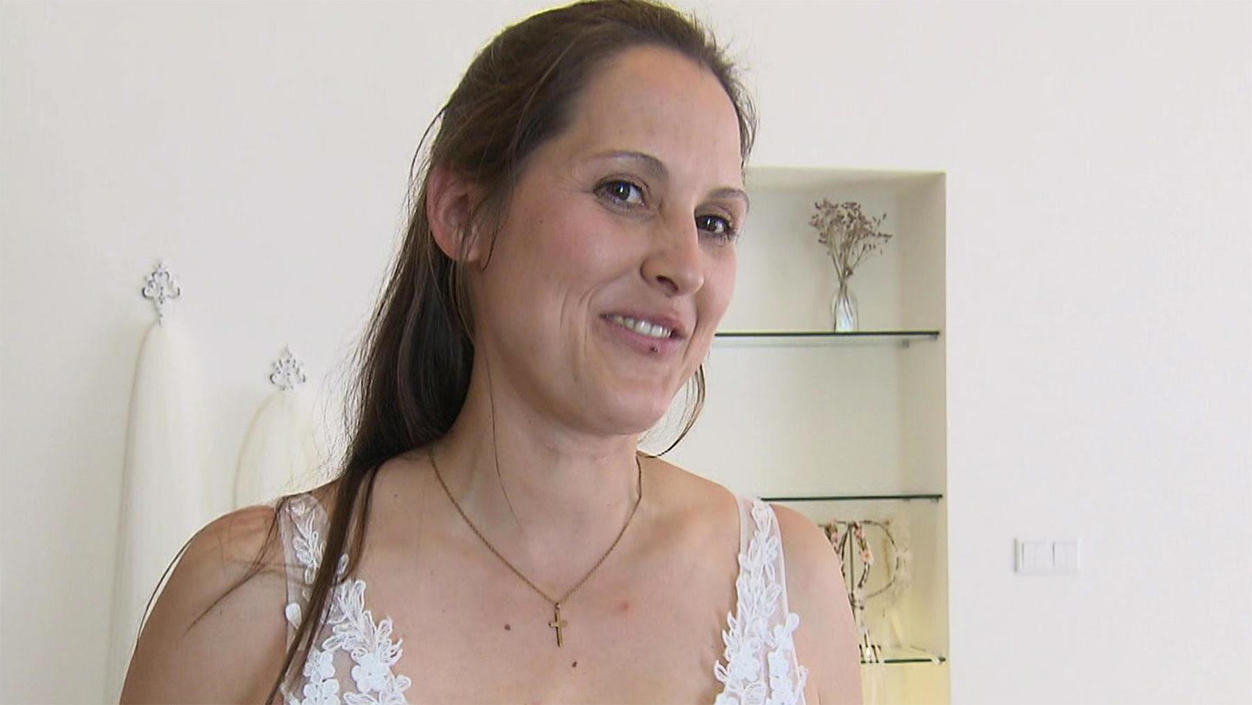 Eine Braut mit viel Selbstkritik