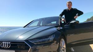 Matthias Malmedie checkt den brandneuen Audi A7