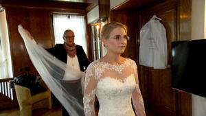 Eine anspruchsvolle Braut