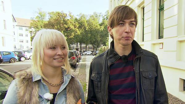 Student verliebt sich in Hanka Rackwitz