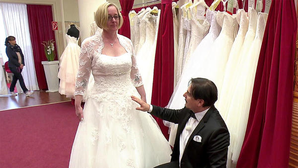 Die unerfahrene Braut