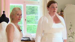 Die schlichte Braut