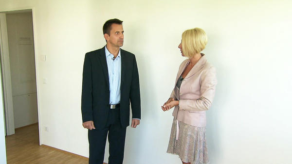 Privatier macht Anke Dietz den Hof