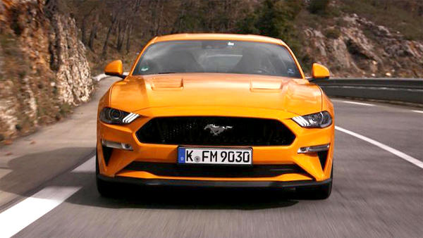 Thema u.a.: Ford Mustang FL