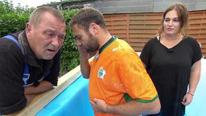 Claus & seine Freunde: Keine Poolparty
