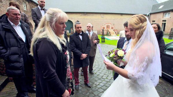 Phantombild des Bräutigams stellt Hochzeit in Frage