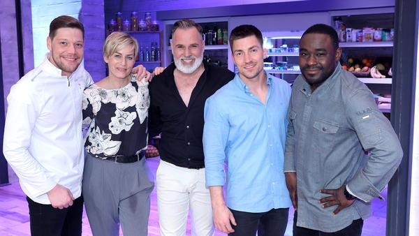 Mit Nelson Müller, Philipp Boy, Gesine Cukrowski, Froonck