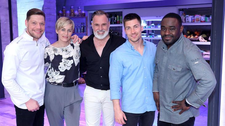 Mit Nelson Müller, Philipp Boy, Gesine Cukrowski, Froonck | Folge 6