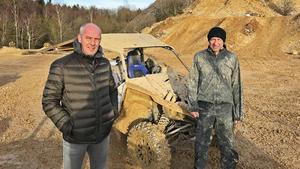 Det sucht Camper  Werkstatt-Tipps   Aston Martin Vantage  Stars im Schlamm IV