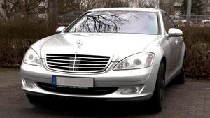 Thema u.a.: Tuningprofis: Mercedes S-Klasse Teil 2