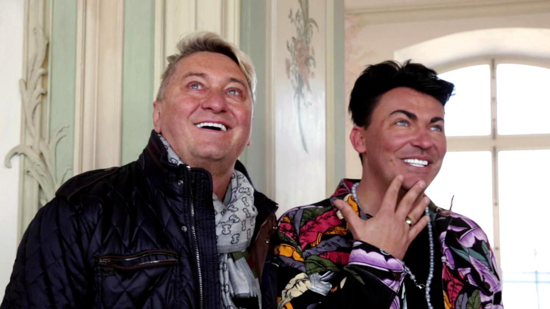Hubert und Matthias im Hochzeitsfieber!   Folge 3