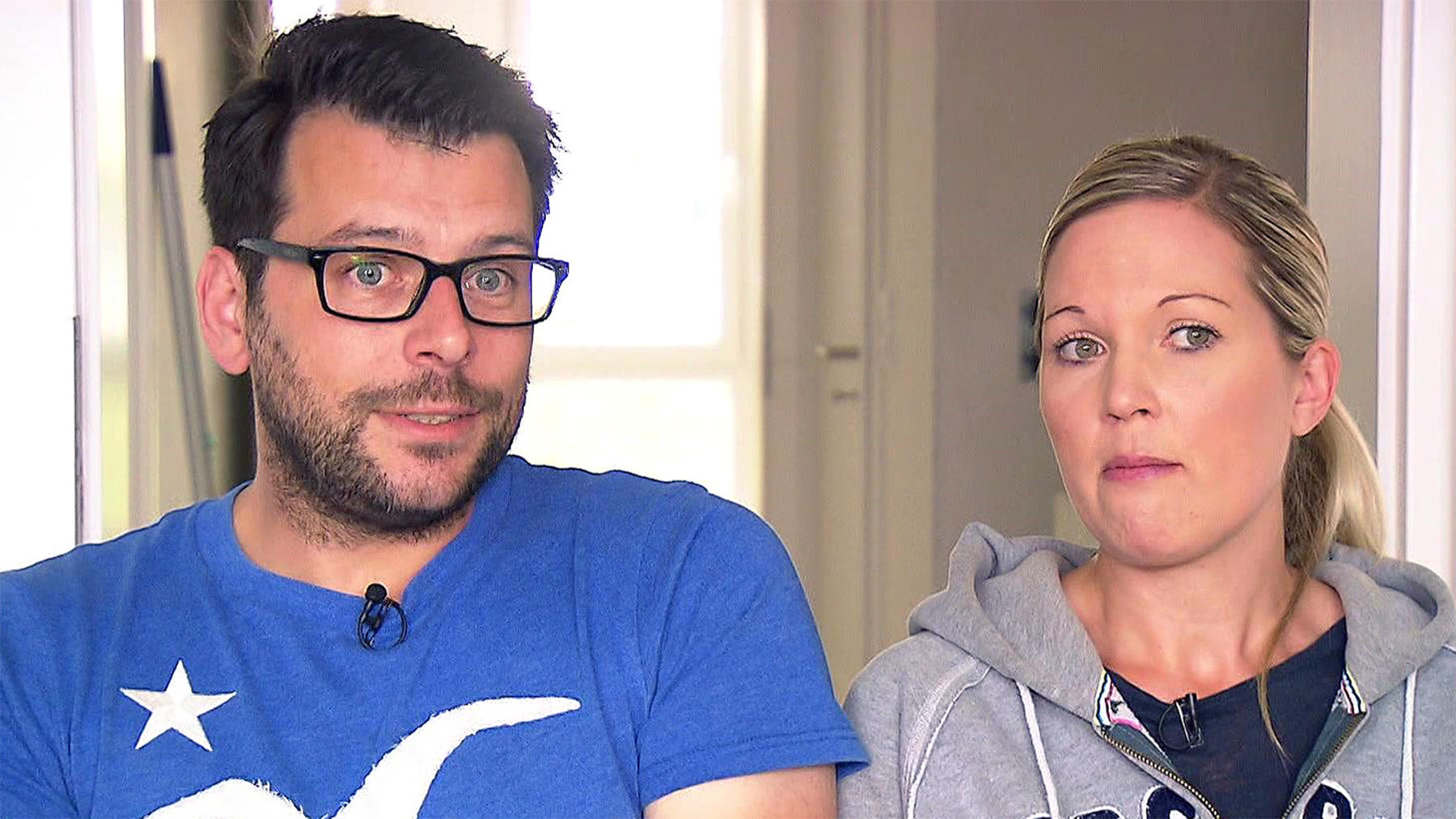 Familie Breuer: Doppelhaushälfte