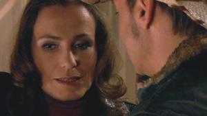 Rebecca und Rufus: Fast geküsst!
