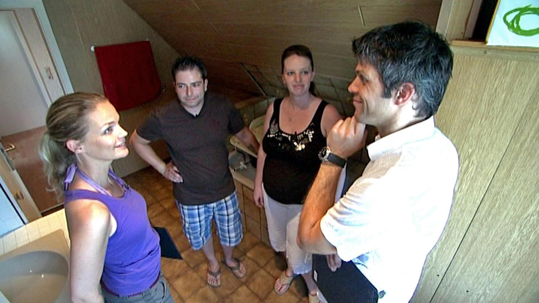 Raphaela und Tobias wollen ein schönes Zuhause.