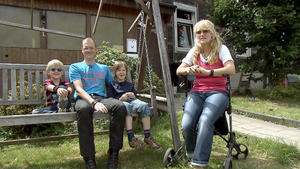 Rollstuhlgerechter Umbau für Justine, Ein