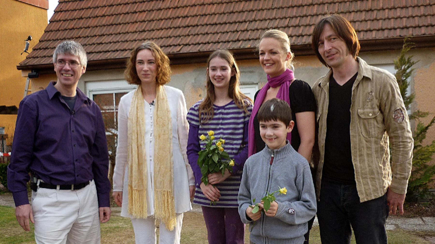 Amadeus will ein richtiges Zuhause für seine Familie