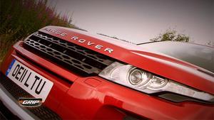 Erstkontakt - Range Rover Evoque