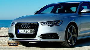 Erstkontakt - Audi A6